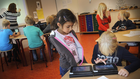 Webtips april – tablets in de klas