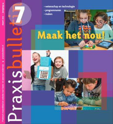 Cover themaboek Maak het nou Praxis